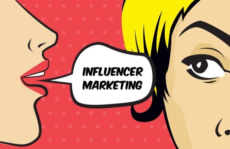Stratégie influenceurs à nantes -social media